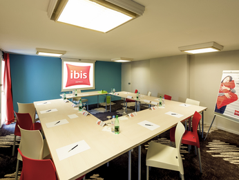 Meetings - ibis Brest Kergaradec Aeroport