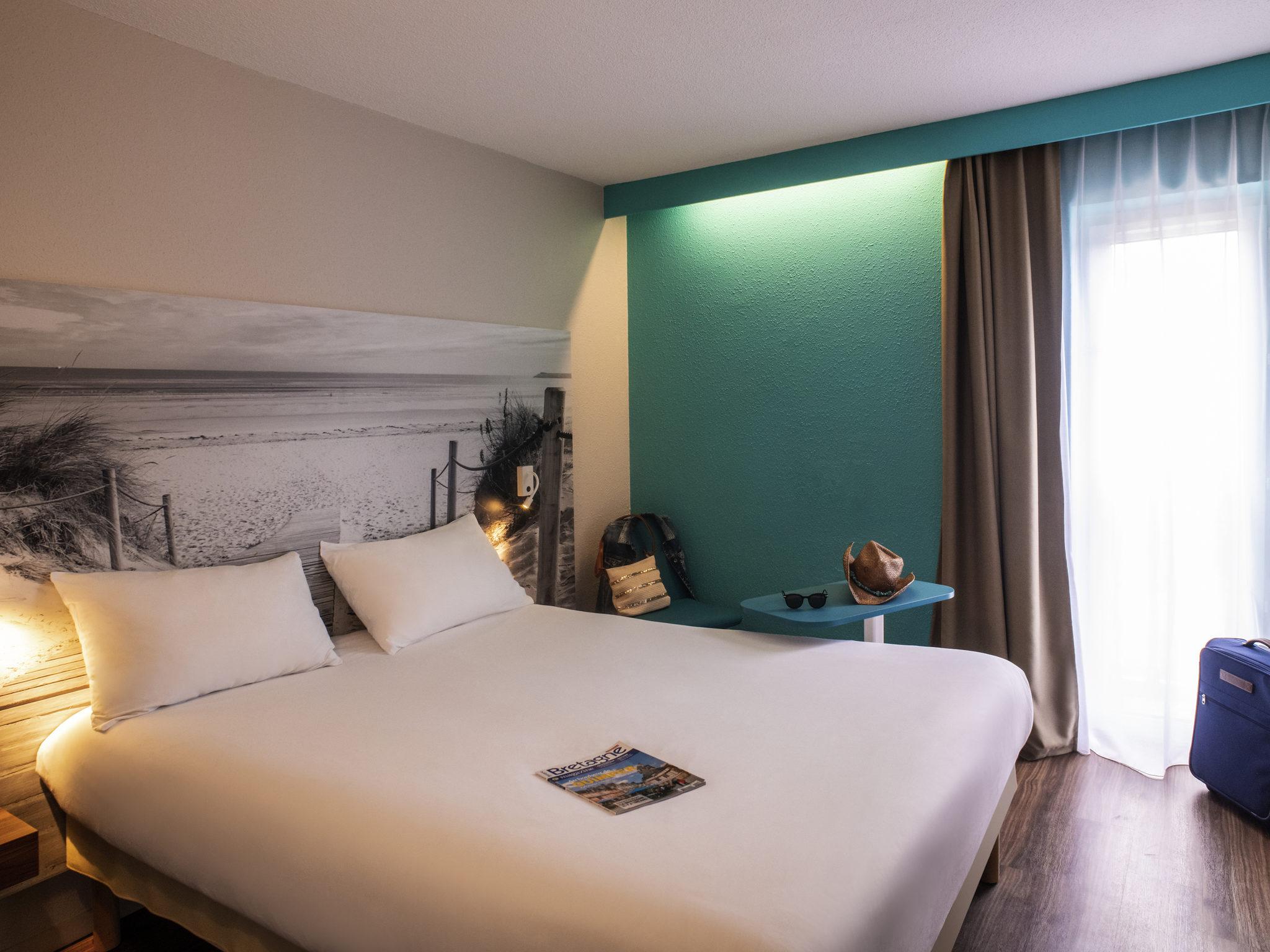 Отель — ibis Styles Quimper