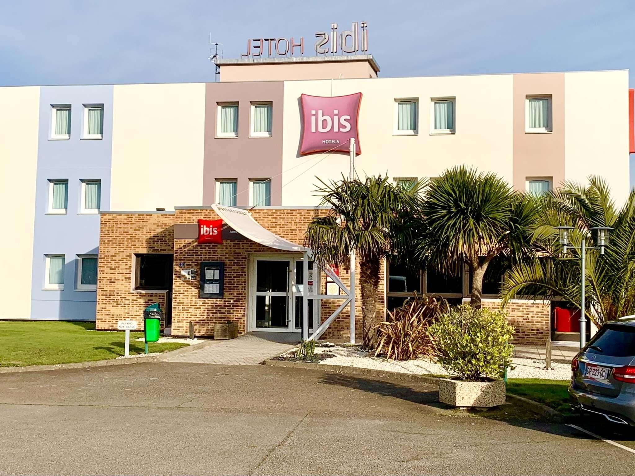 Отель — ibis Auray