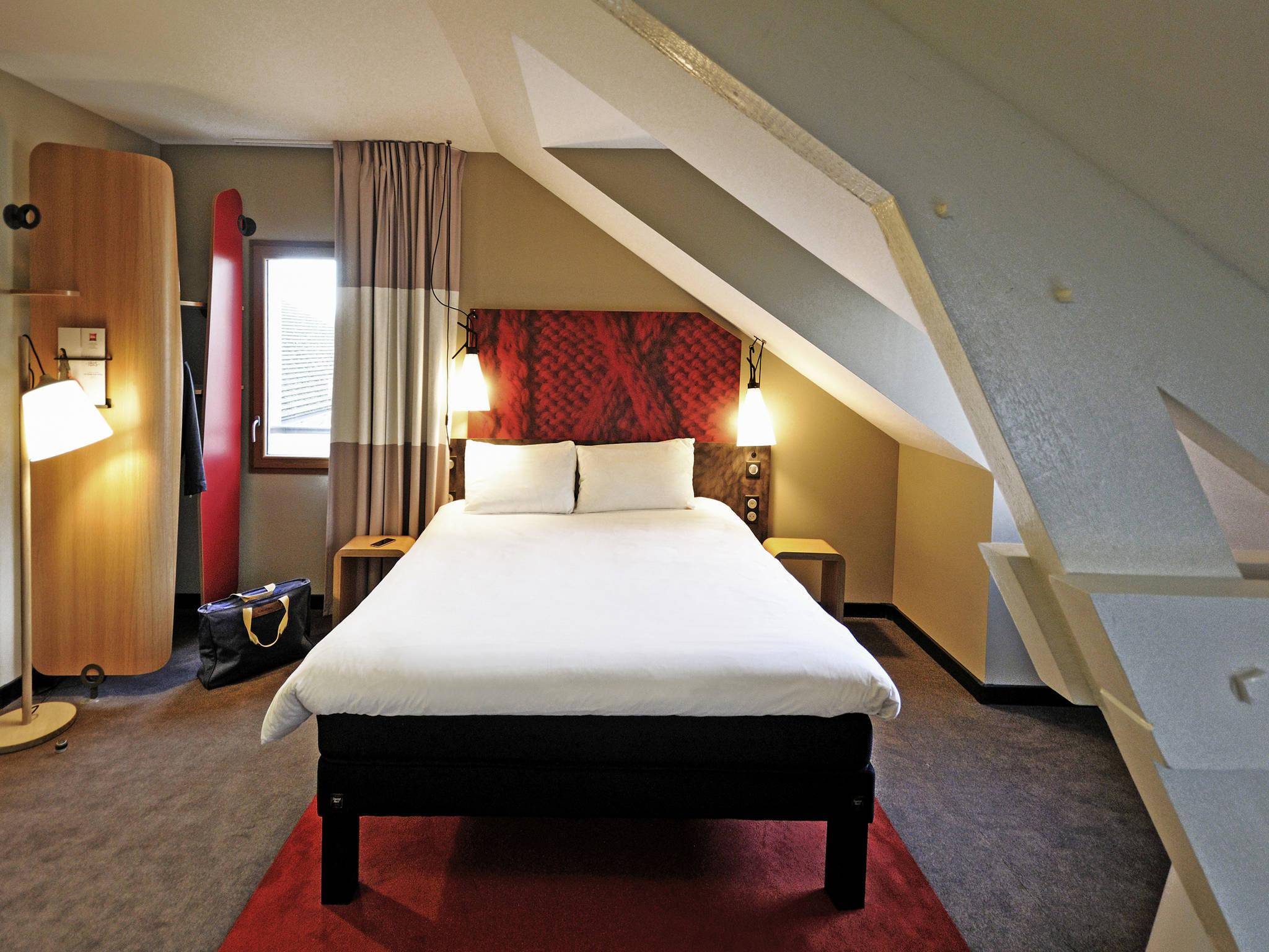 酒店 – ibis Maisons-Laffitte
