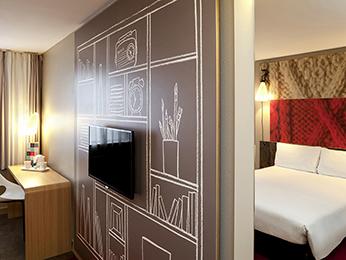 Hotel Courneuve Pas Cher