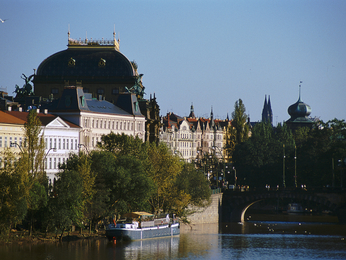 Destinasi - Hotel Century Old Town Prague MGallery By Sofitel