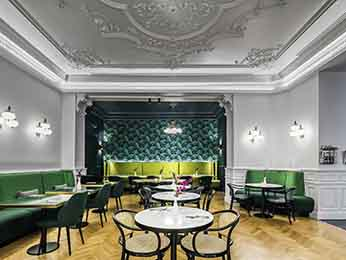 Restaurant - Hotel Century Old Town Prague MGallery By Sofitel
