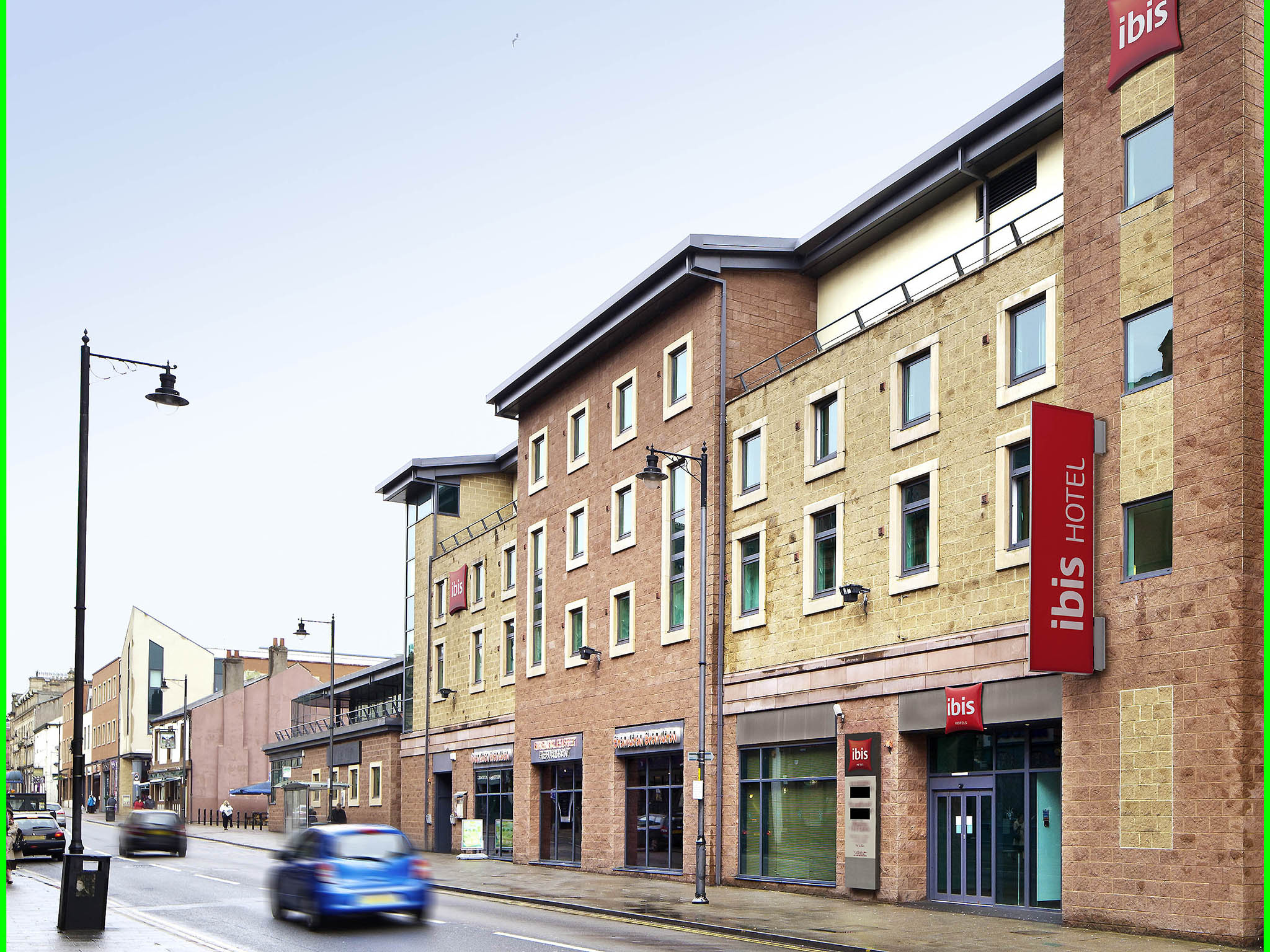 โรงแรม – ibis Carlisle City Centre