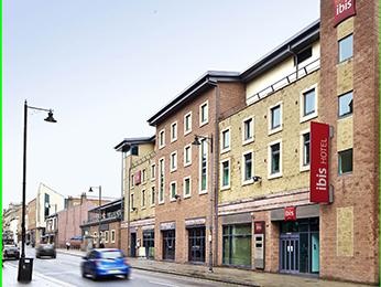 ibis Carlisle City Centre