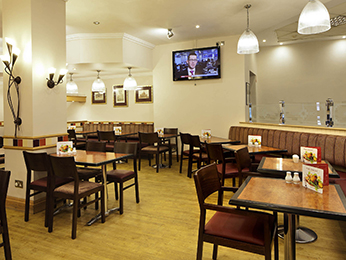 Restaurante - ibis Carlisle City Centre
