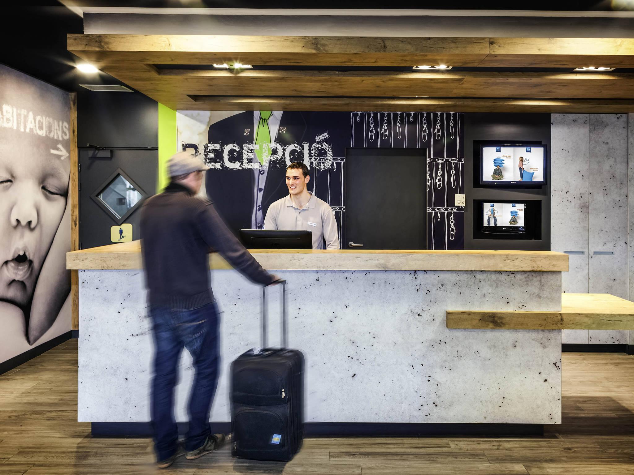 โรงแรม – ibis budget Barcelona Sant Andreu de la Barca