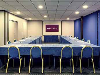 Meetings - Mercure Cergy Pontoise Centre Hotel