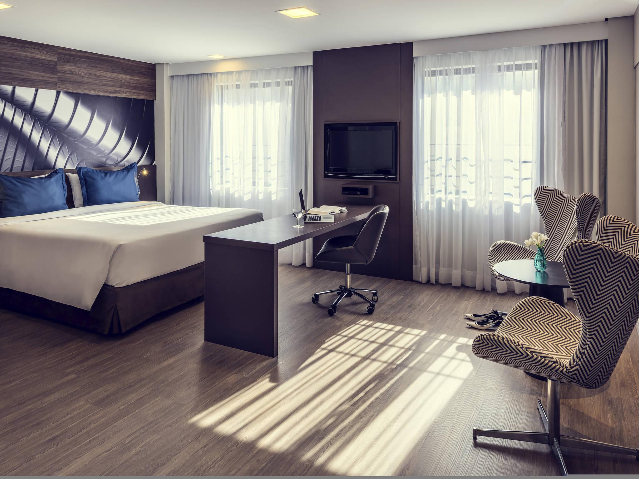 酒店 – 圣保罗时代广场美居酒店