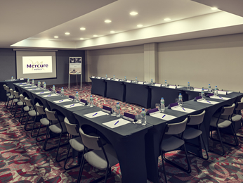 Meetings - Mercure Sao Paulo Times Square Hotel