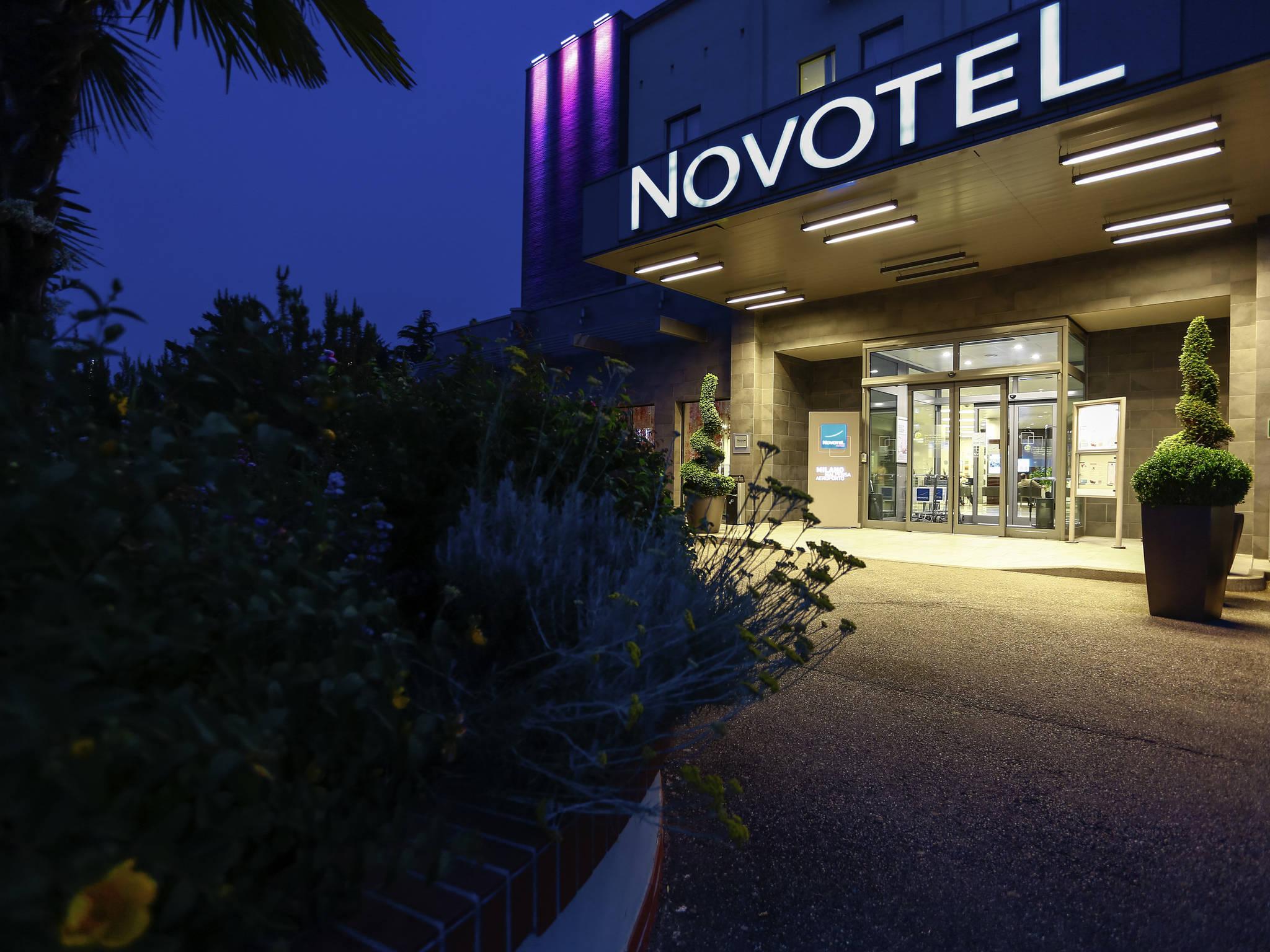 Hotel – Novotel Milano Malpensa Airport