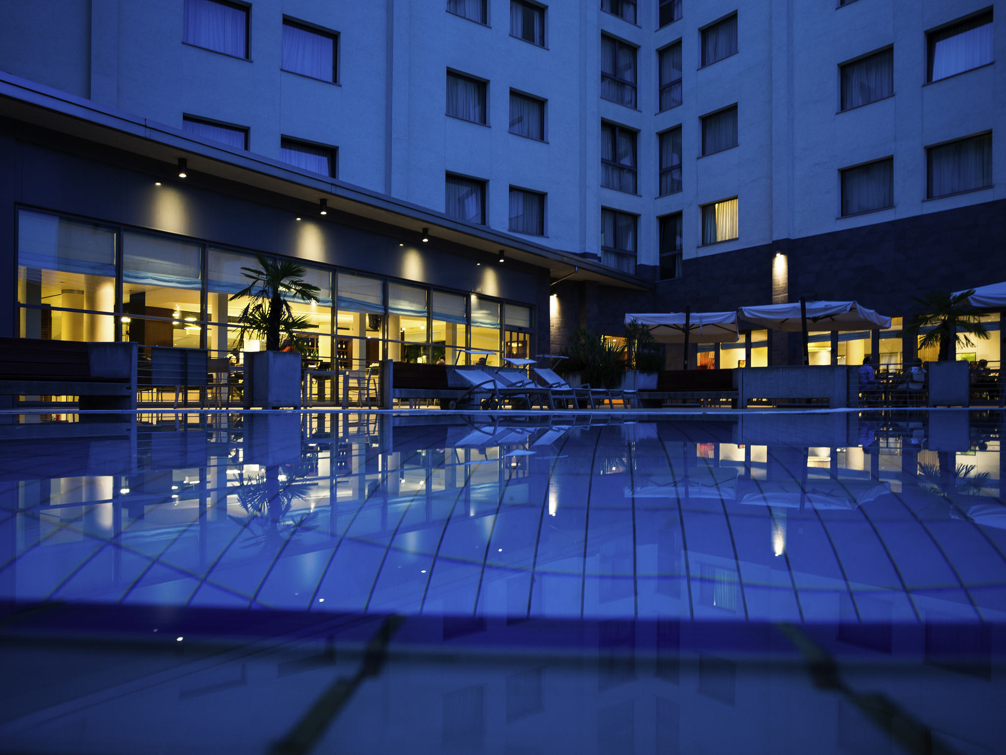 호텔 – 노보텔 밀라노 말펜사 에어포트
