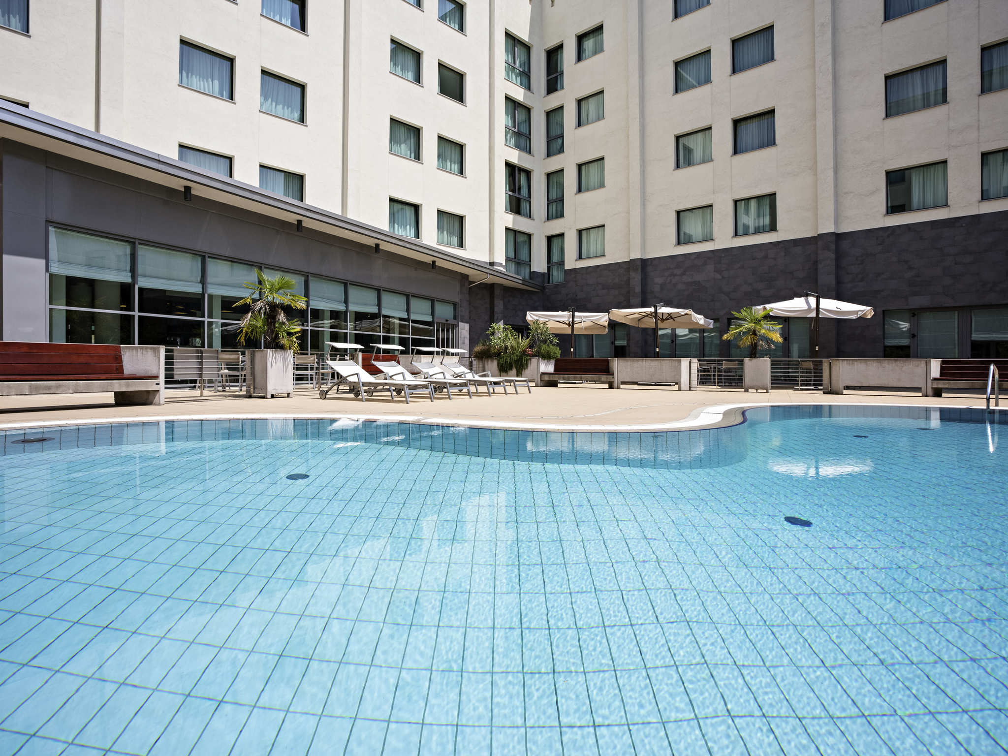 Hotel Novotel Milano Malpensa Airport