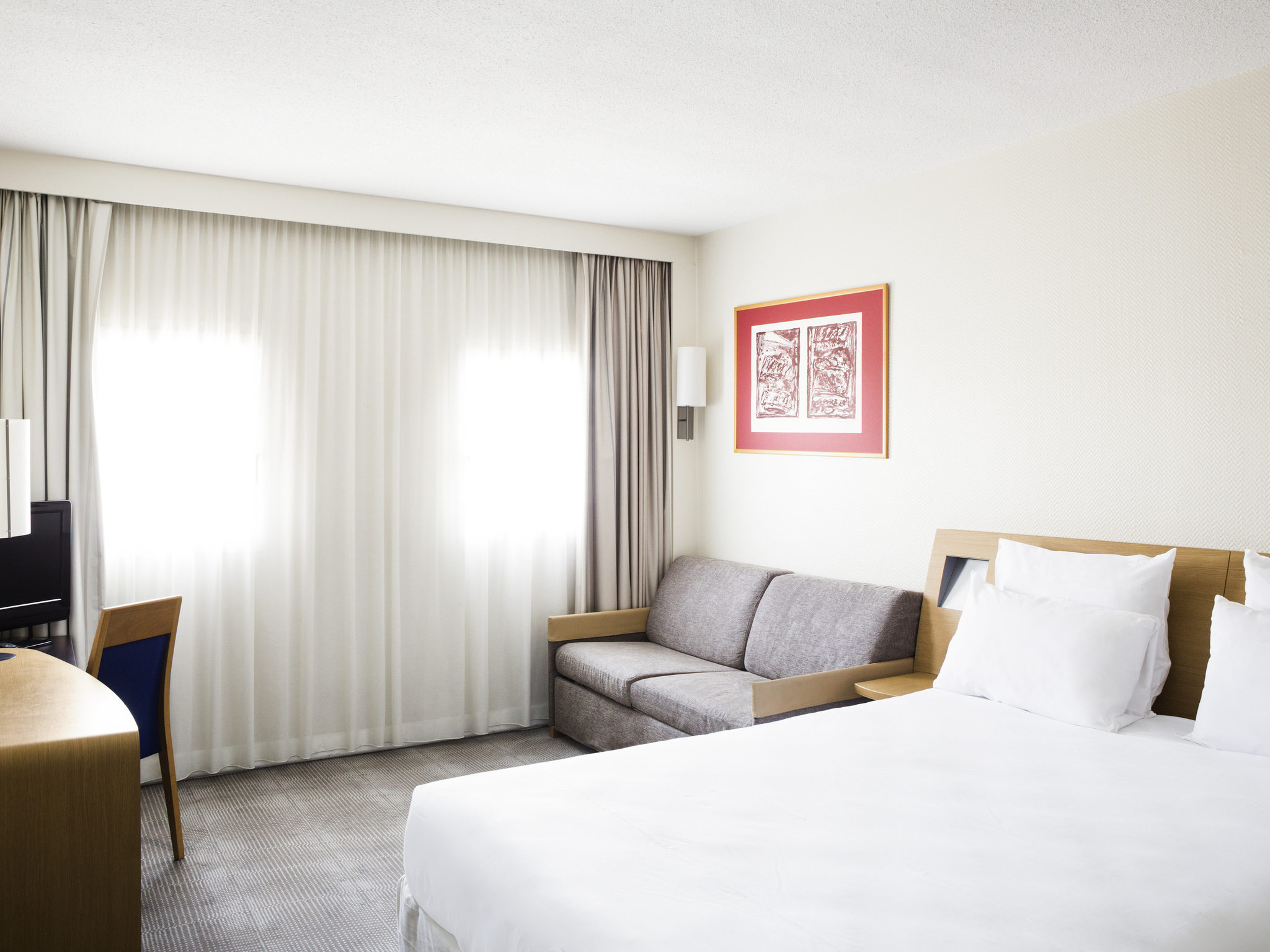 Novotel milan malpensa airport hotel for Chambre airport