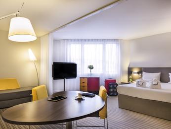 Novotel Suites Cannes Centre à CANNES