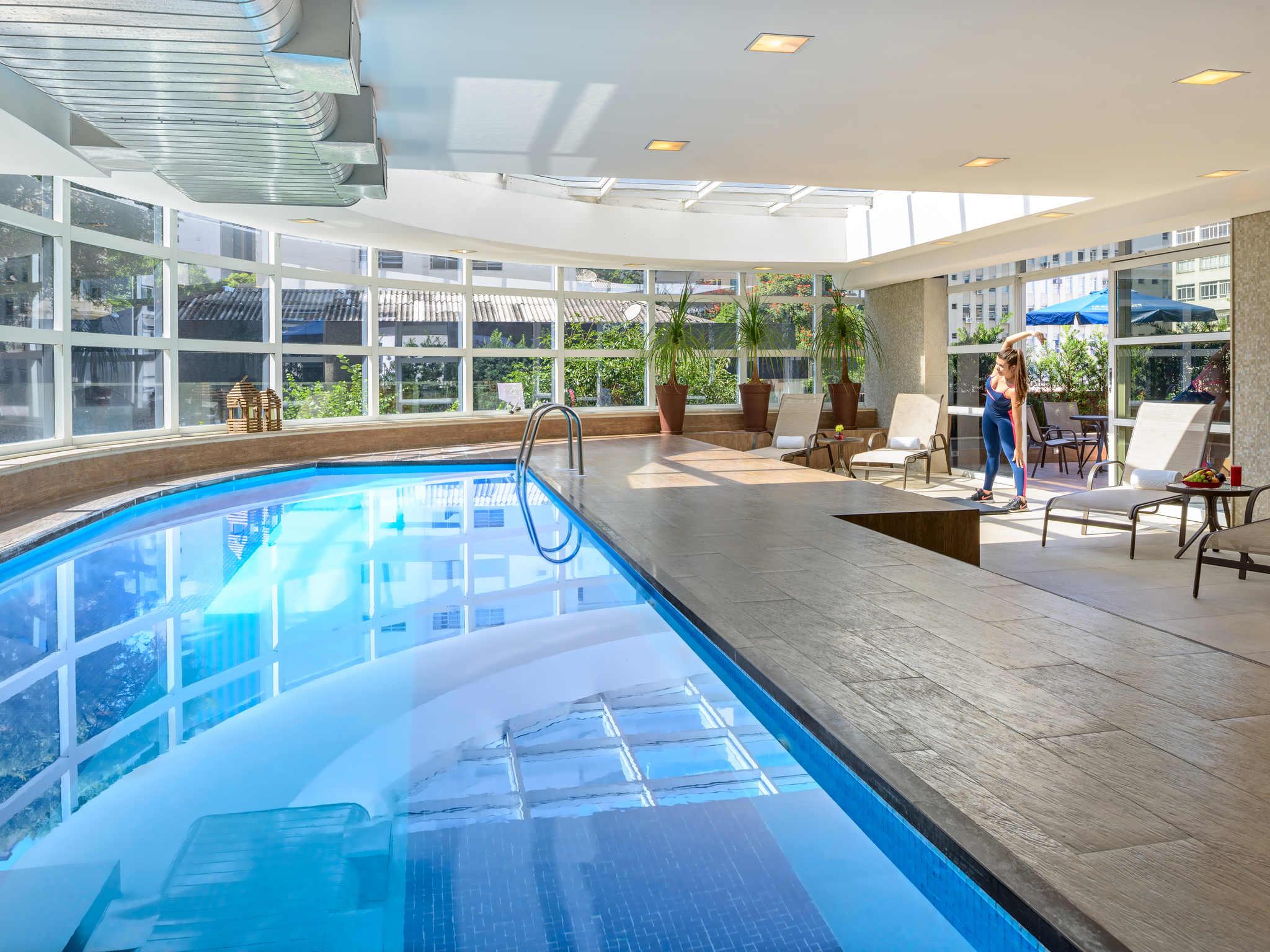 호텔 – Mercure São Paulo Jardins Hotel