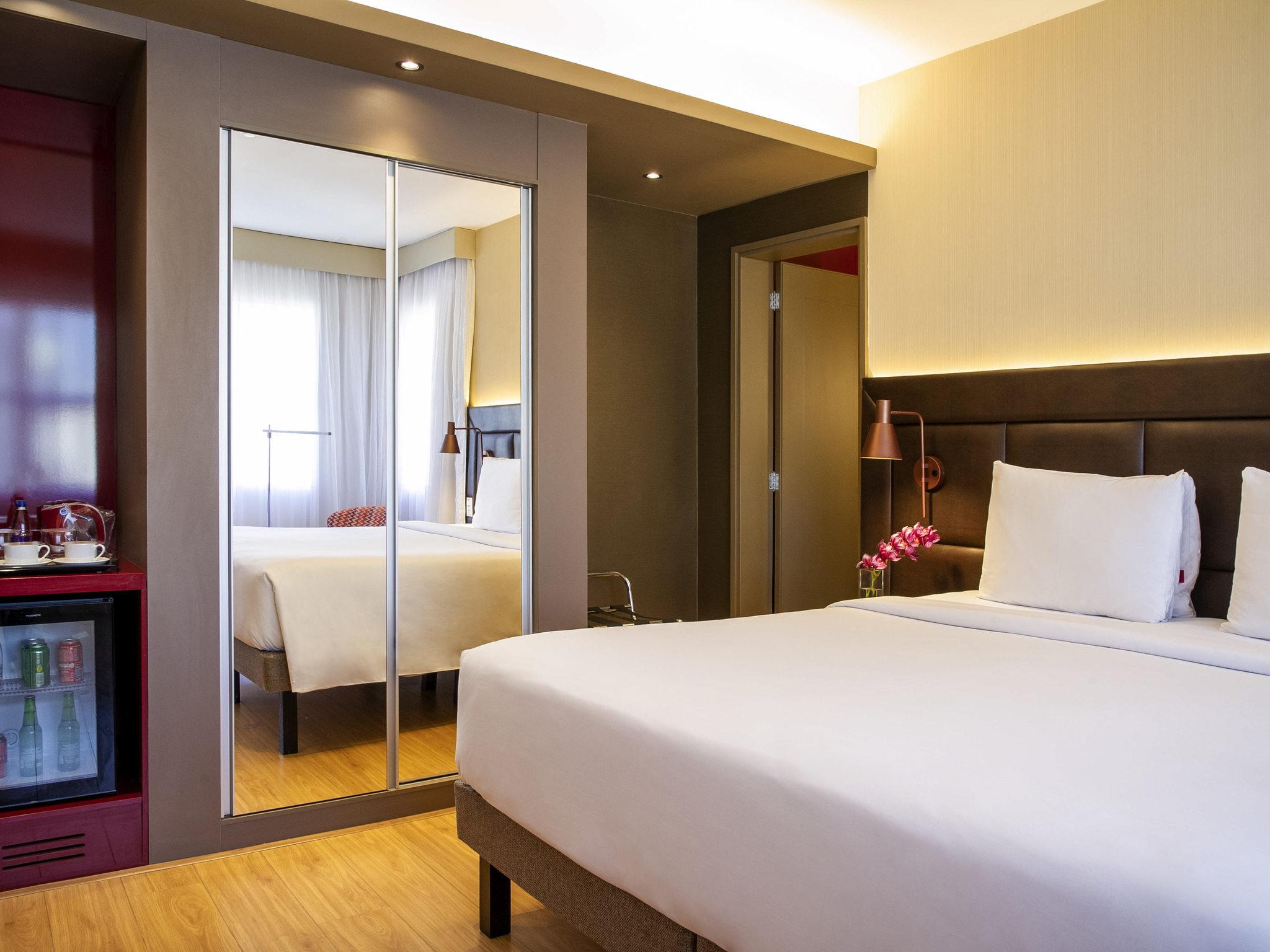 Hotel a sao paulo mercure sao paulo jardins hotel for Le jardin hotel mercure