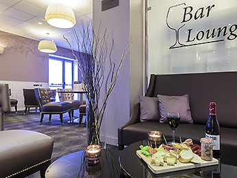 Bar - Mercure Tours Centre Gare Hotel