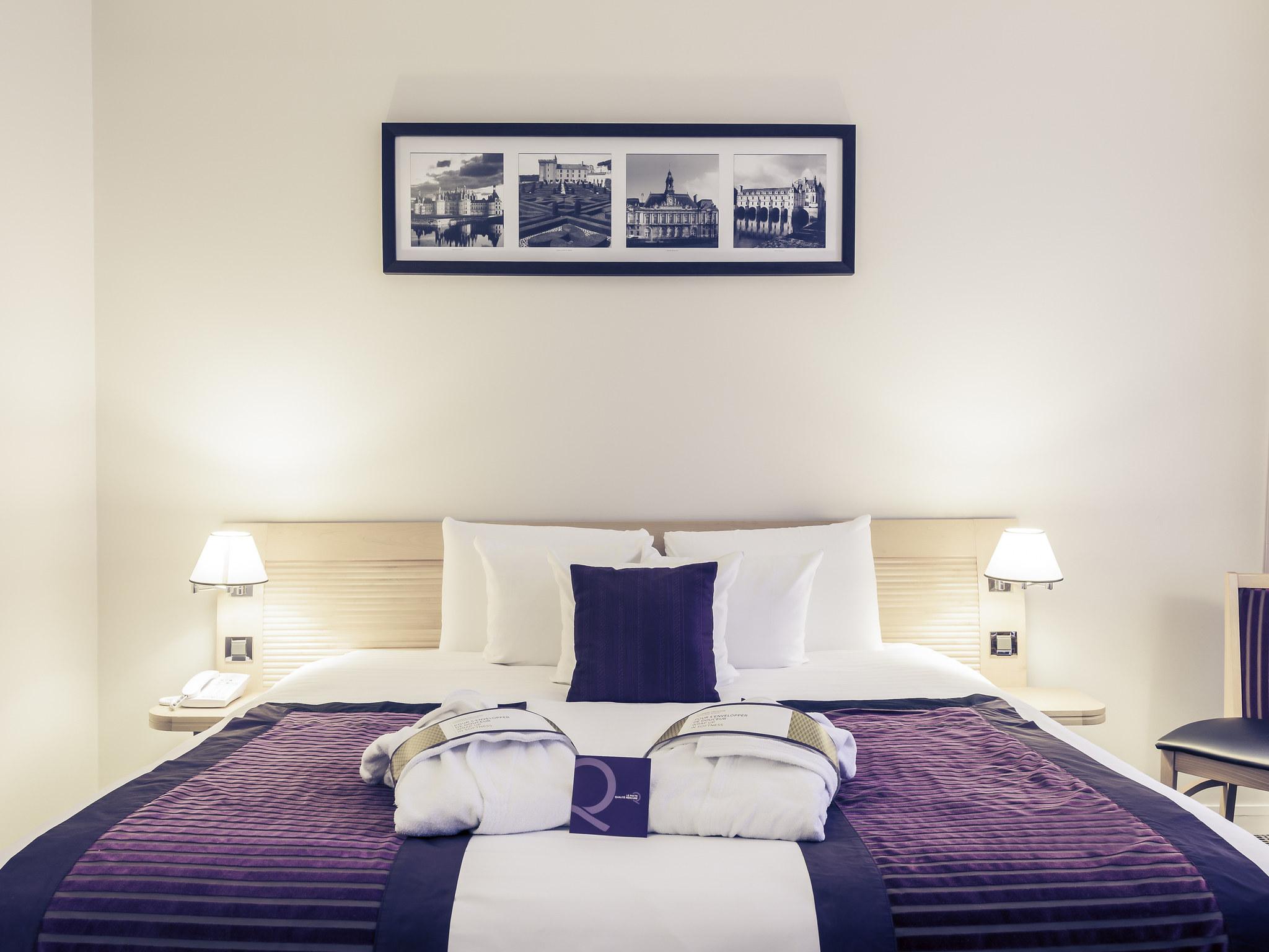 酒店 – 图尔中心火车站会议美居酒店
