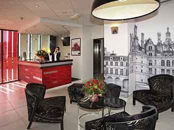 Hôtel Mercure Tours Centre Gare et Congrès à TOURS