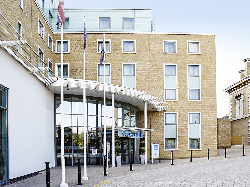 Hotel londres novotel londres greenwich for Hotel w londres