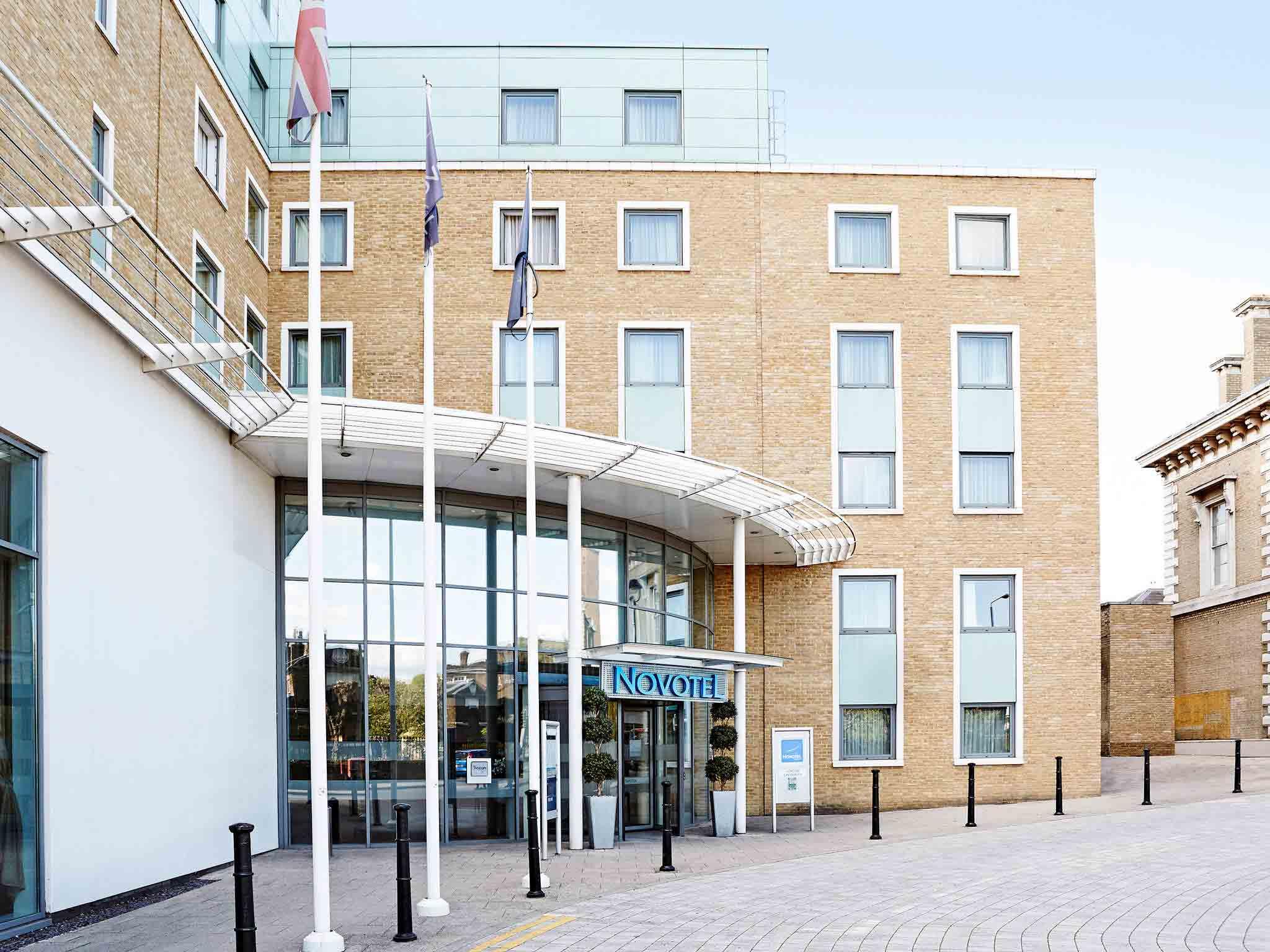 โรงแรม – โนโวเทล ลอนดอน กรีนวิช