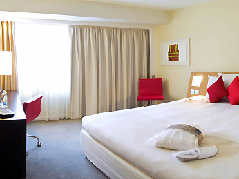 Zimmer - Novotel London Greenwich