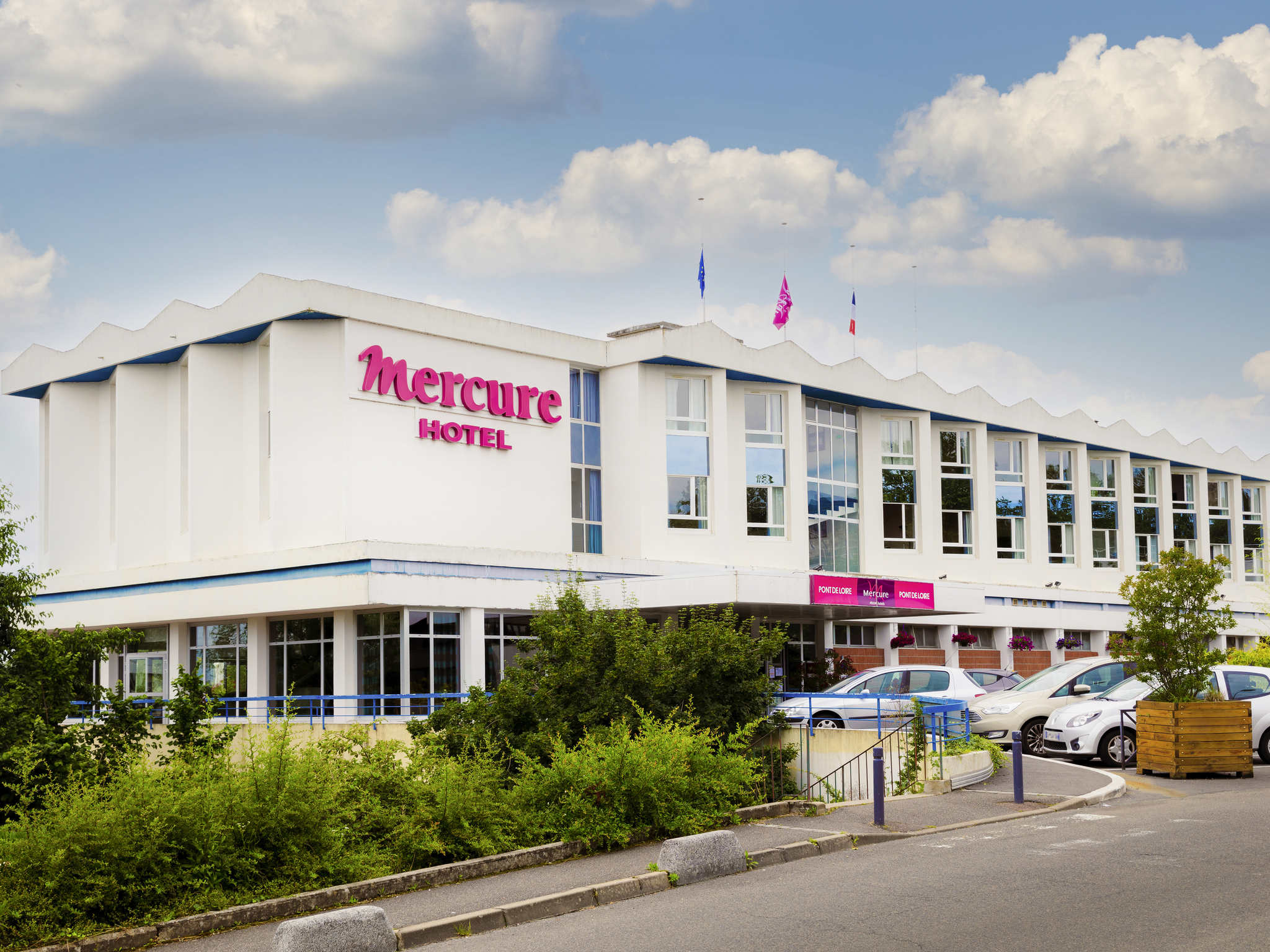 酒店 – Hôtel Mercure Nevers Pont de Loire