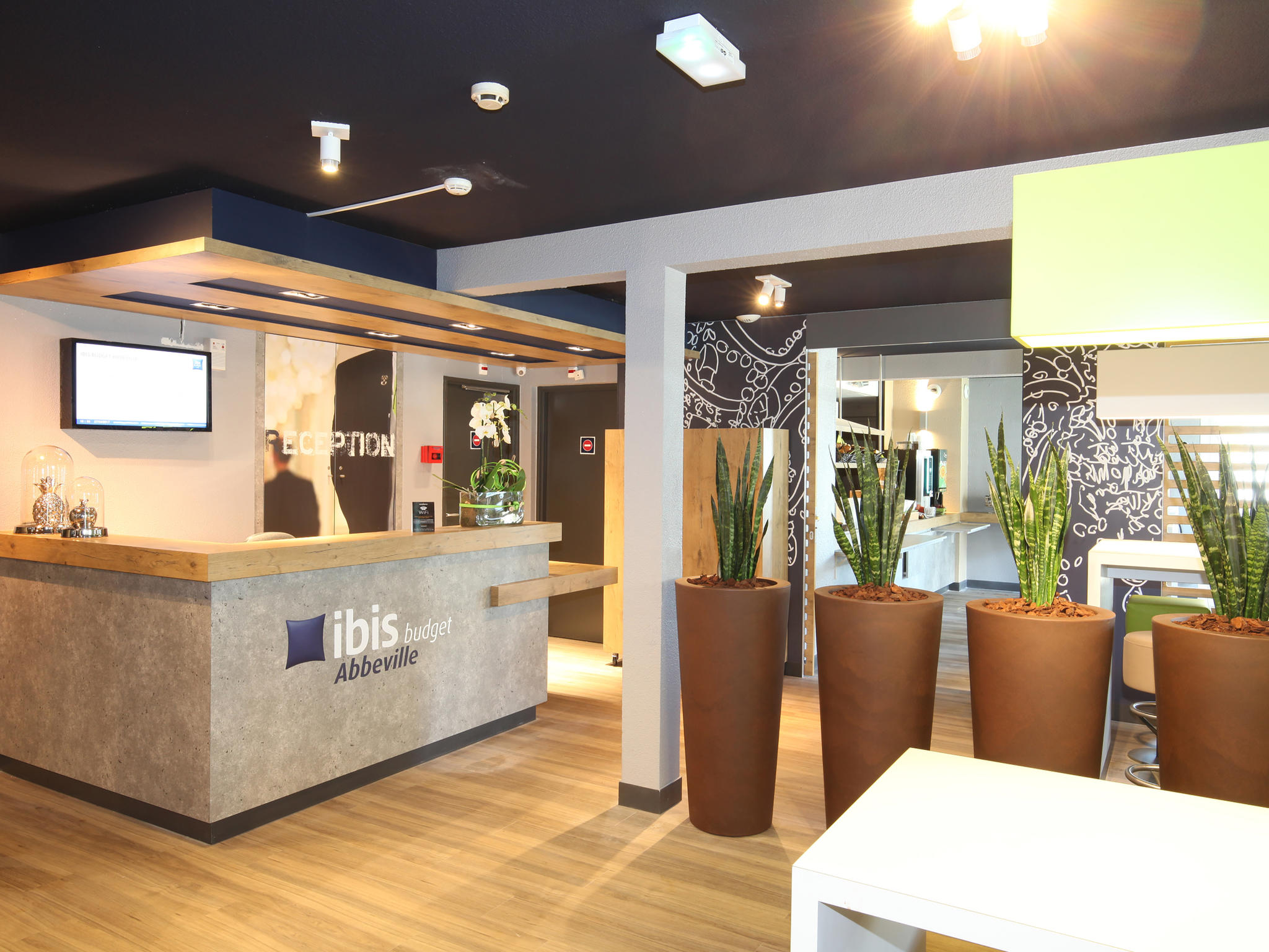 Hotell – ibis budget Abbeville