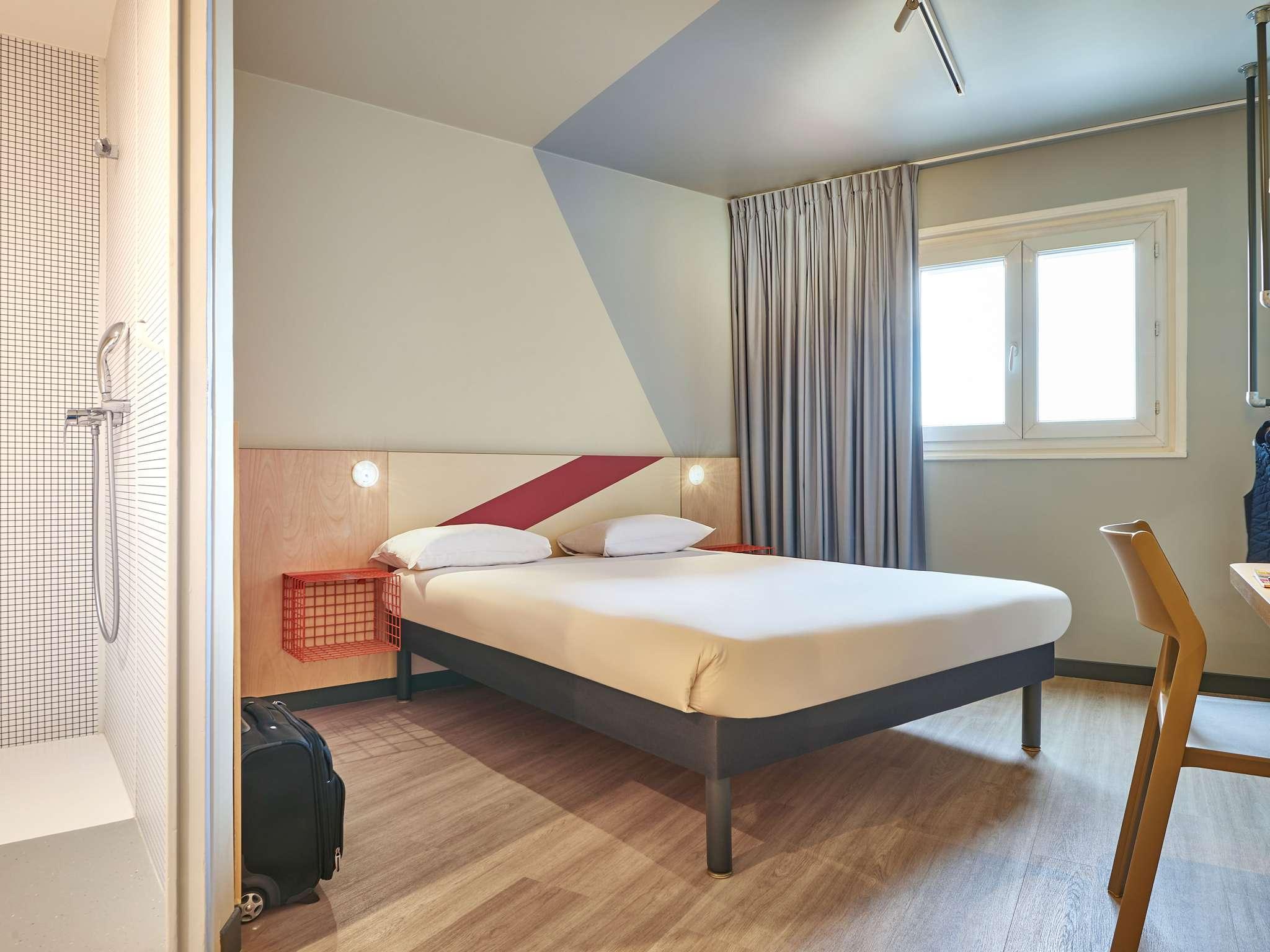 H tel aubervilliers ibis budget paris aubervilliers for Hotel paris x
