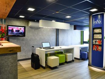 ibis budget Le Havre Centre