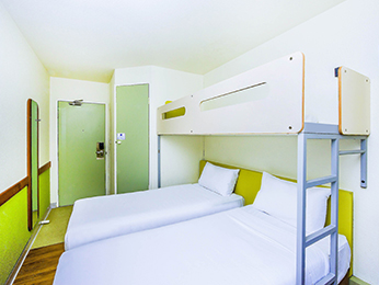 Rooms - ibis budget Newcastle