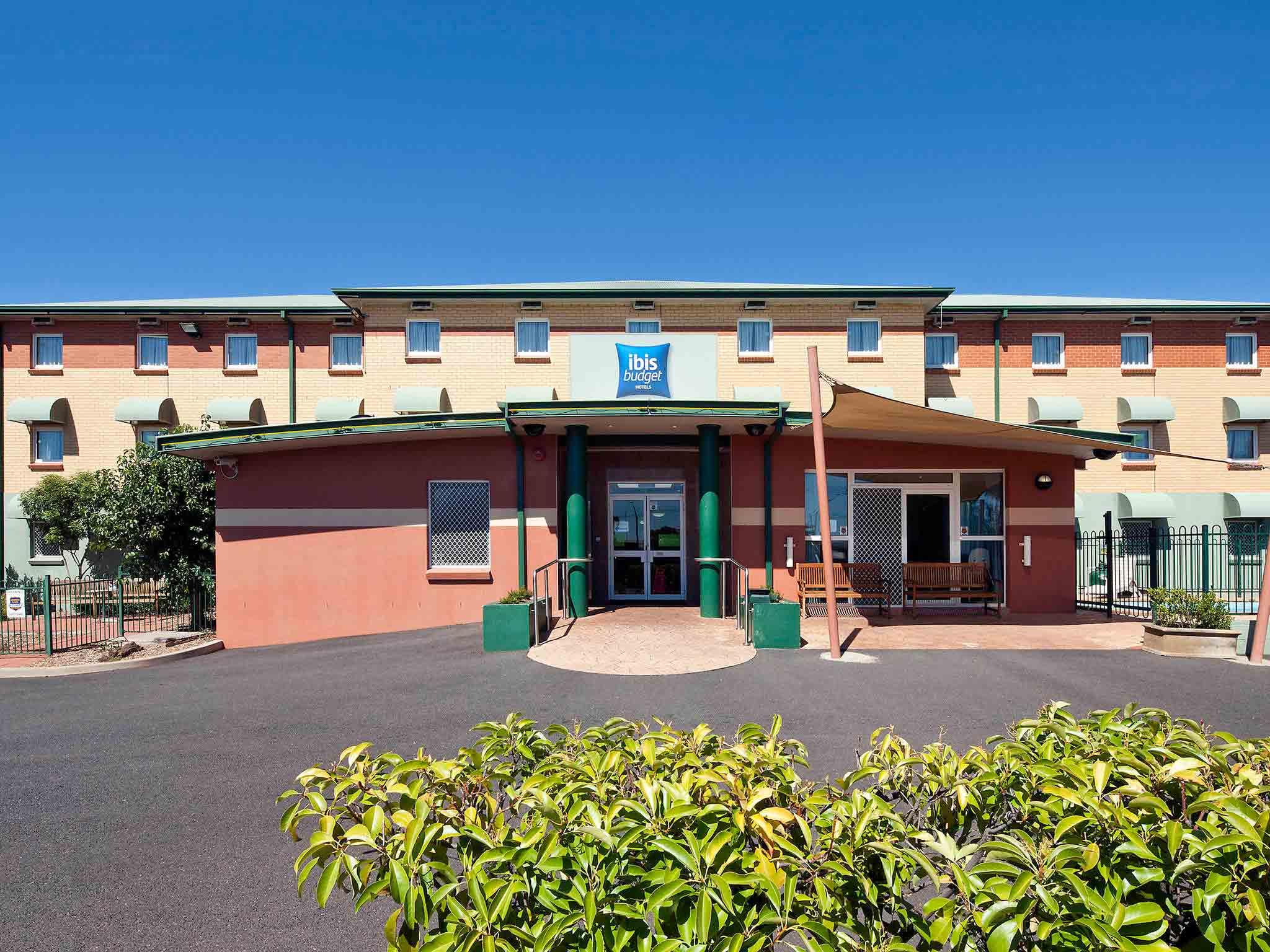 โรงแรม – ibis budget Dubbo