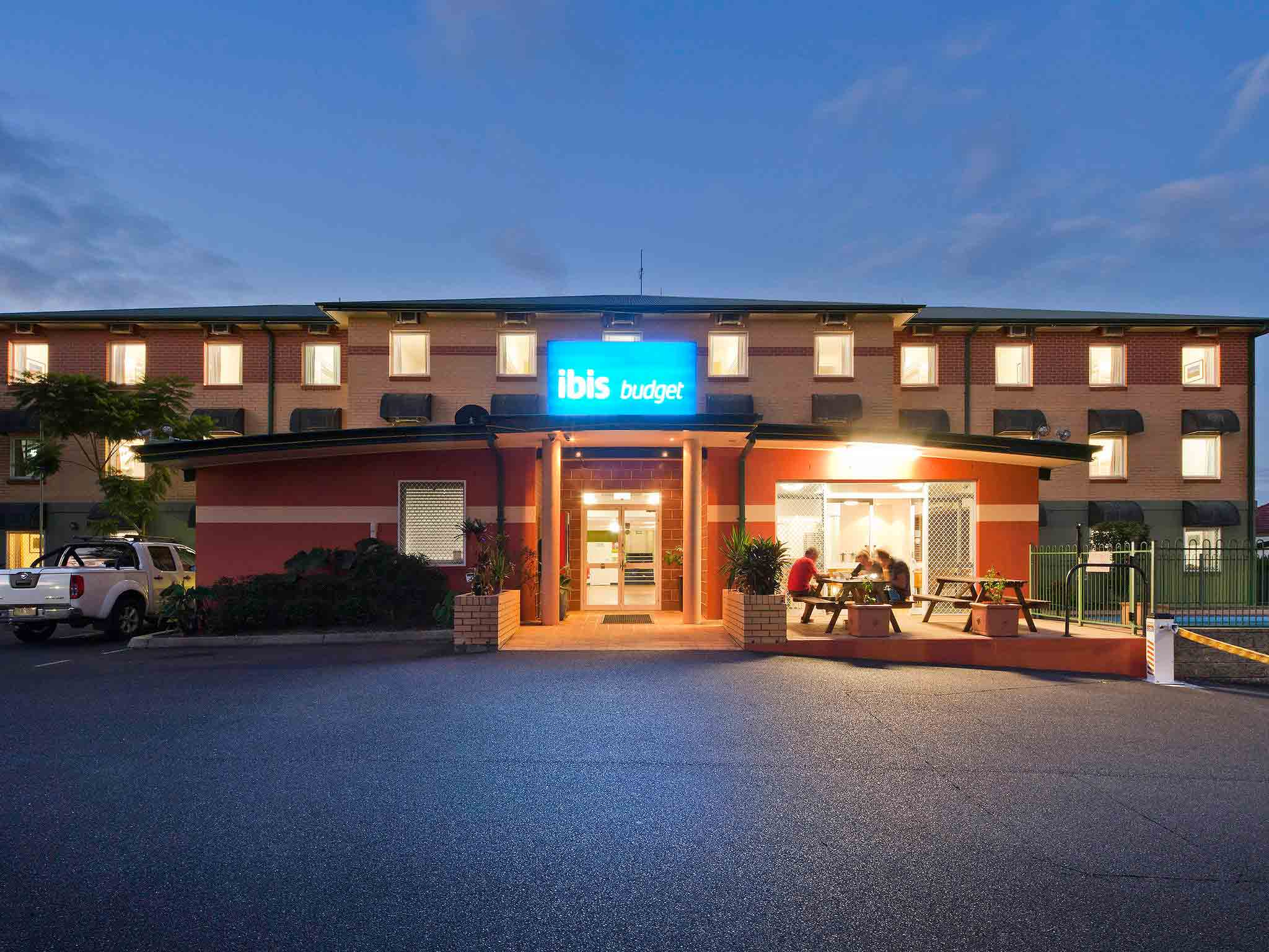 Otel – ibis budget Coffs Harbour