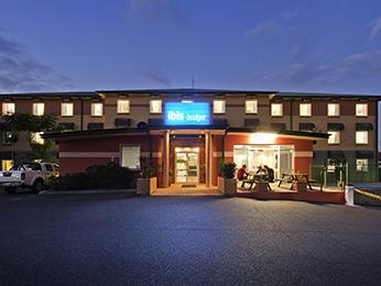 科夫斯港一级方程式汽车旅馆