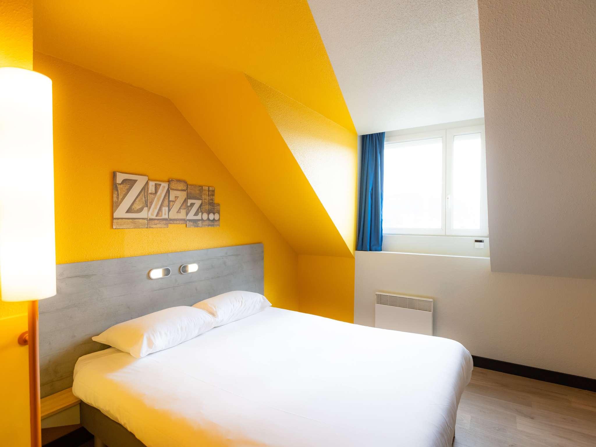 โรงแรม – ibis budget Besançon Centre Gare