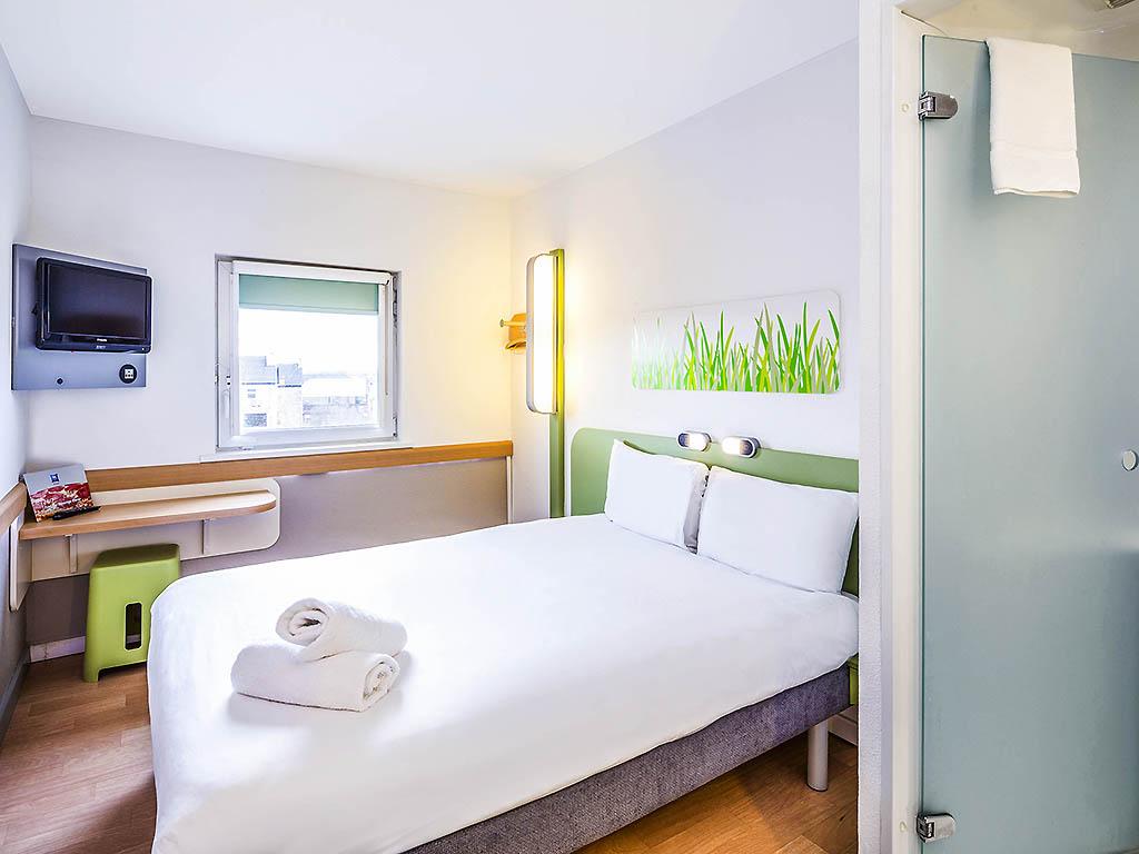 Ibis Budget Glasgow | Affordable Hotel in Glasgow