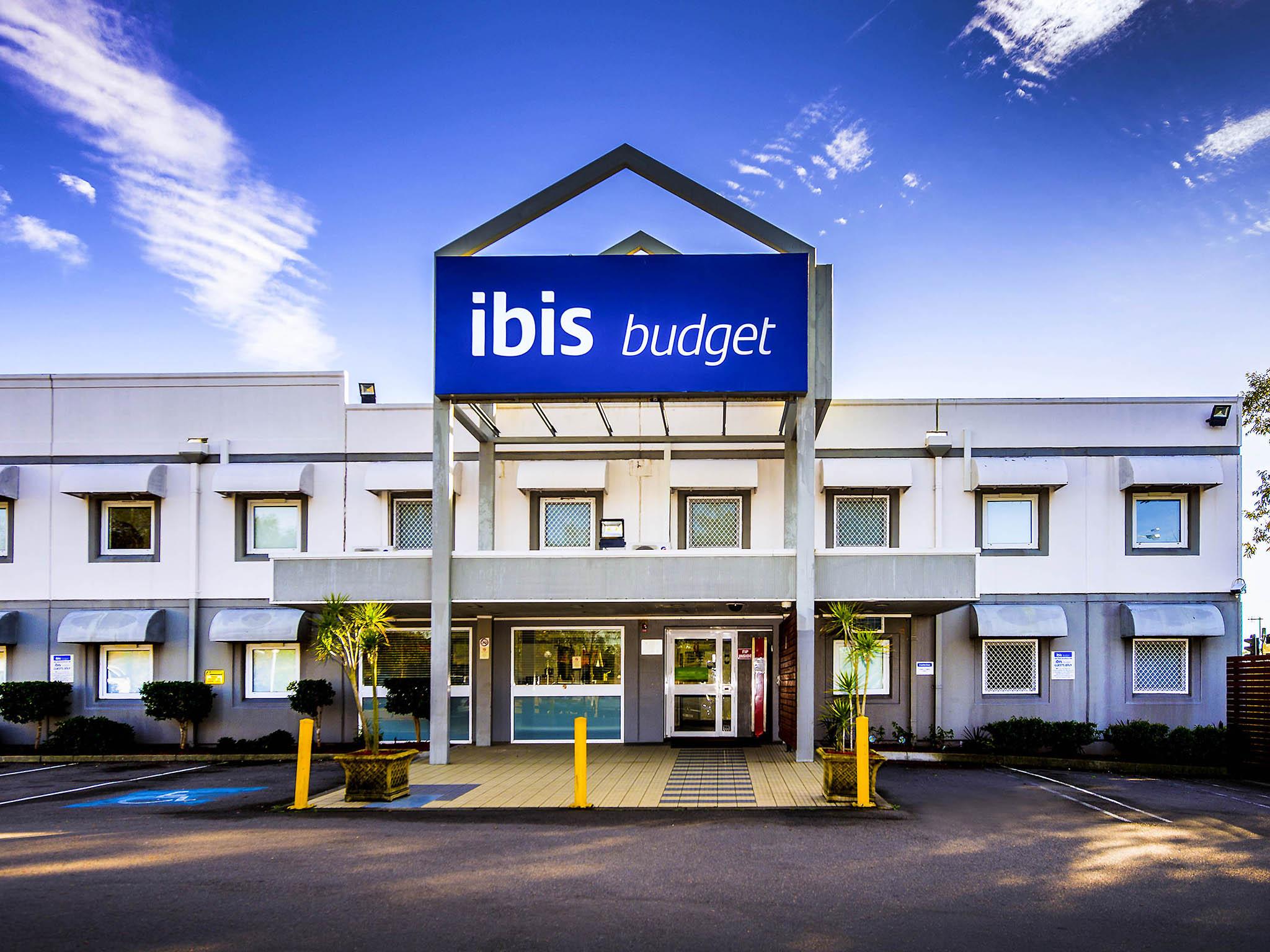 โรงแรม – ibis budget Canberra