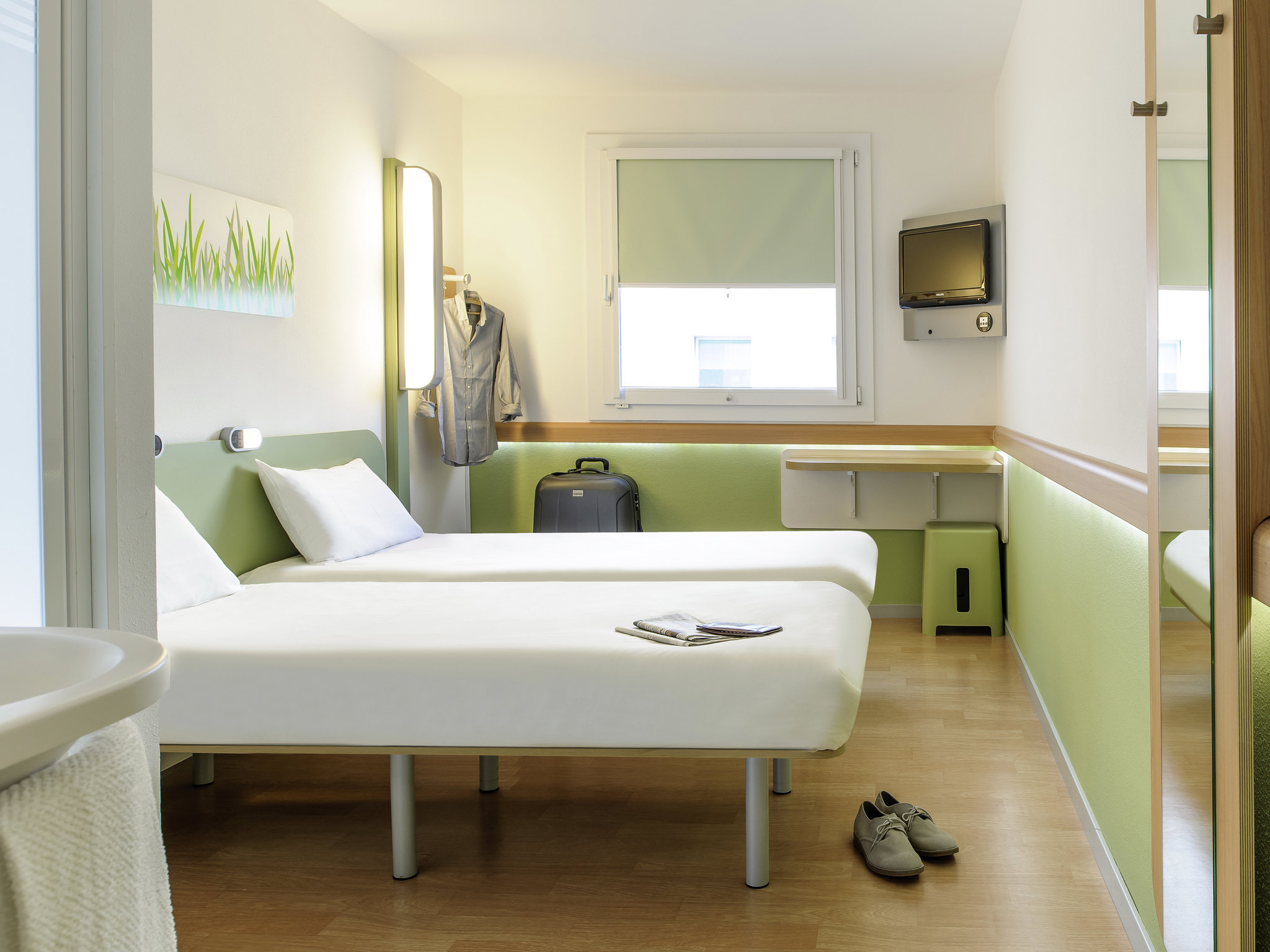 Hotell – ibis budget Caen Porte de Bretagne