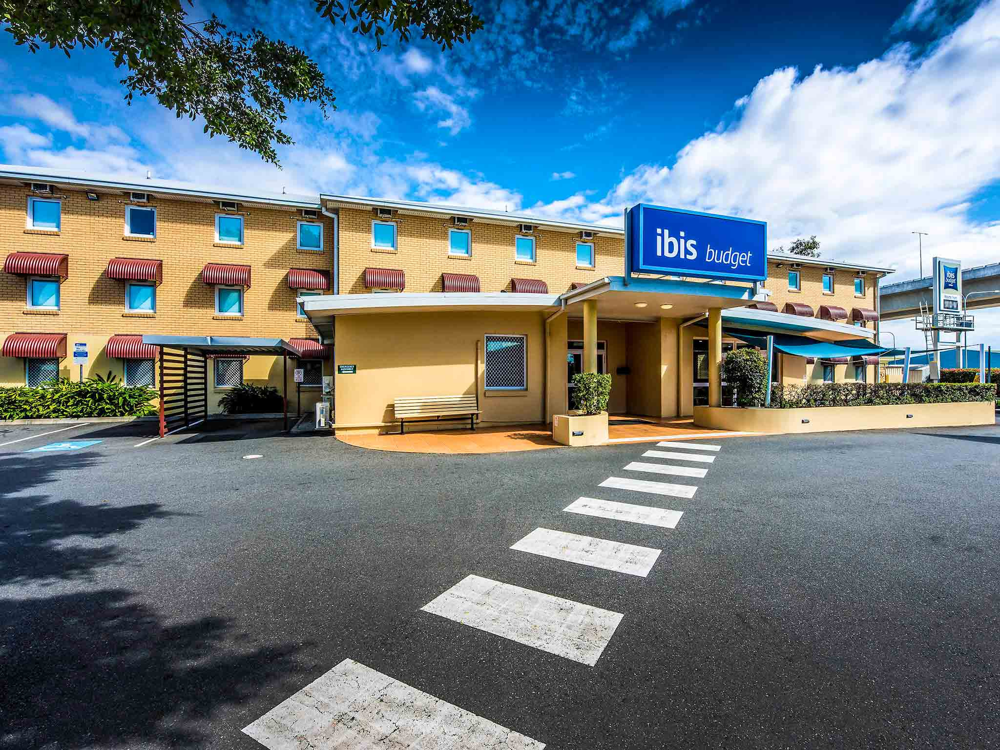 Отель — ibis budget Brisbane Airport