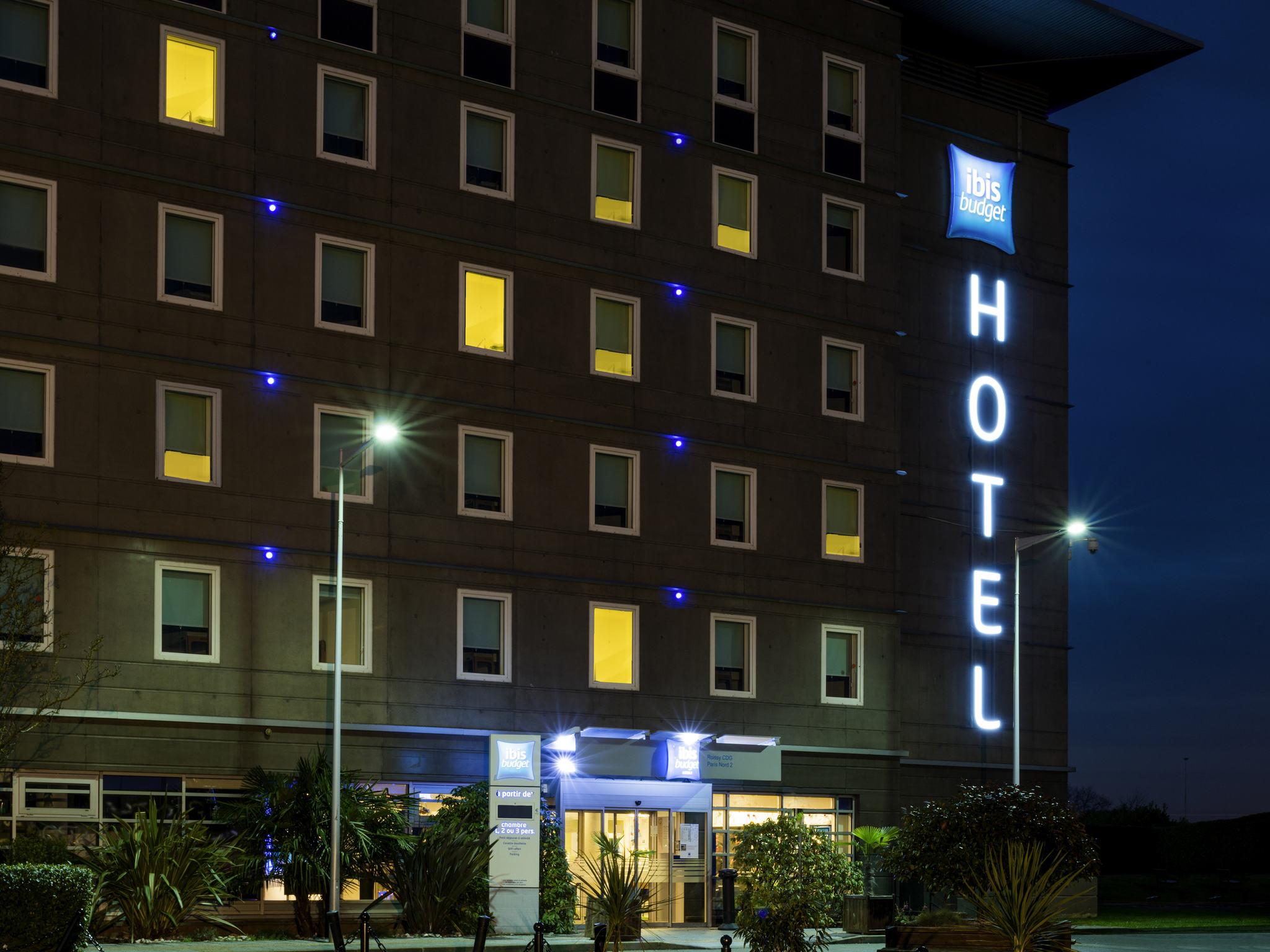 Hotel in ROISSY CHARLES DE GAULLE - ibis budget Roissy CDG ... - photo#2