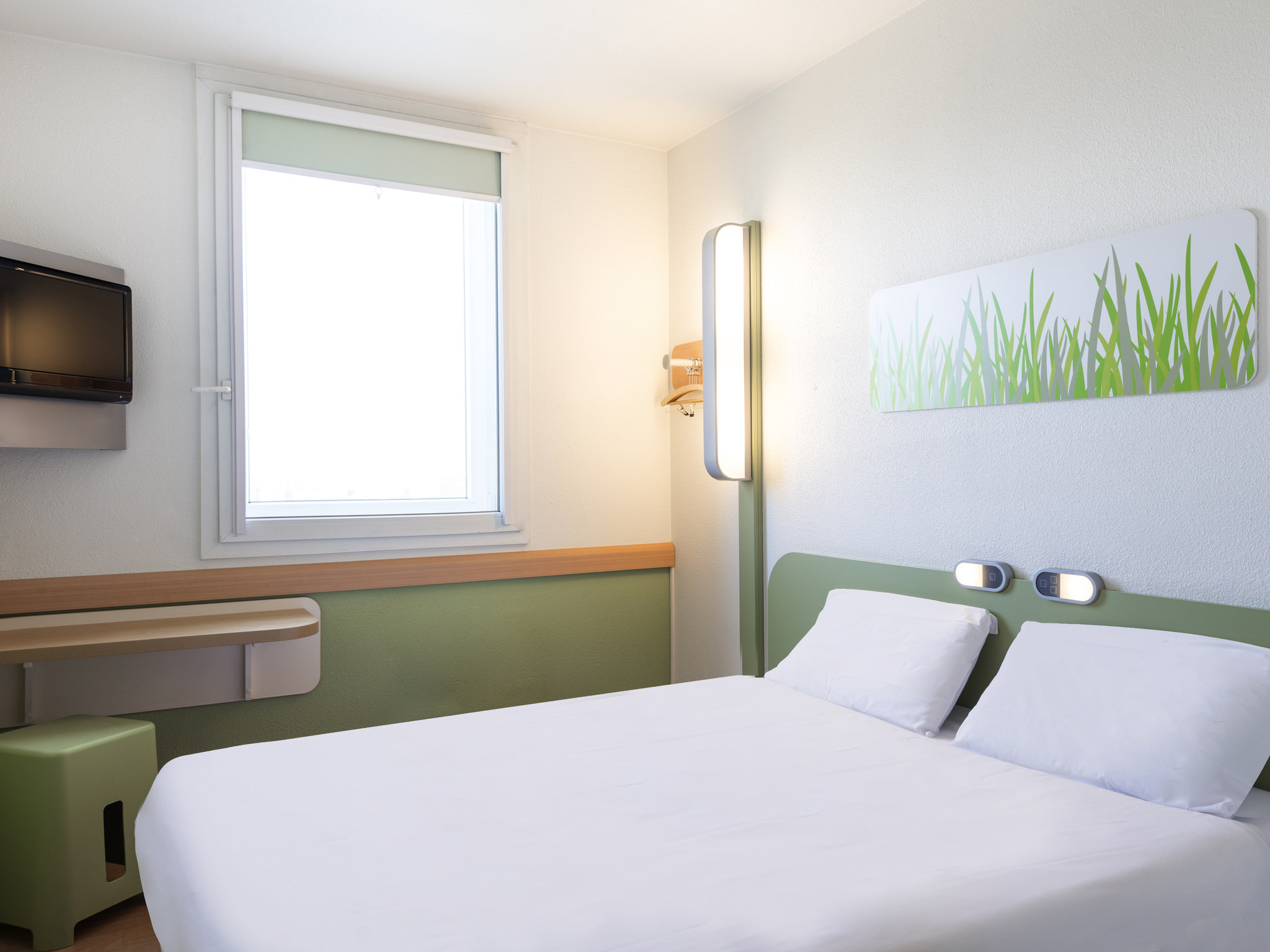 Hotel – ibis budget Roissy Paris Nord 2