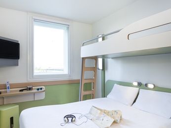 Rooms - ibis budget Roissy CDG Paris Nord 2