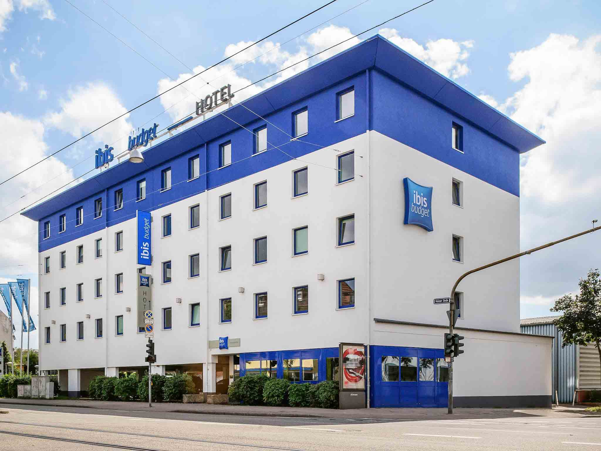 Hotell – ibis budget Saarbruecken Ost