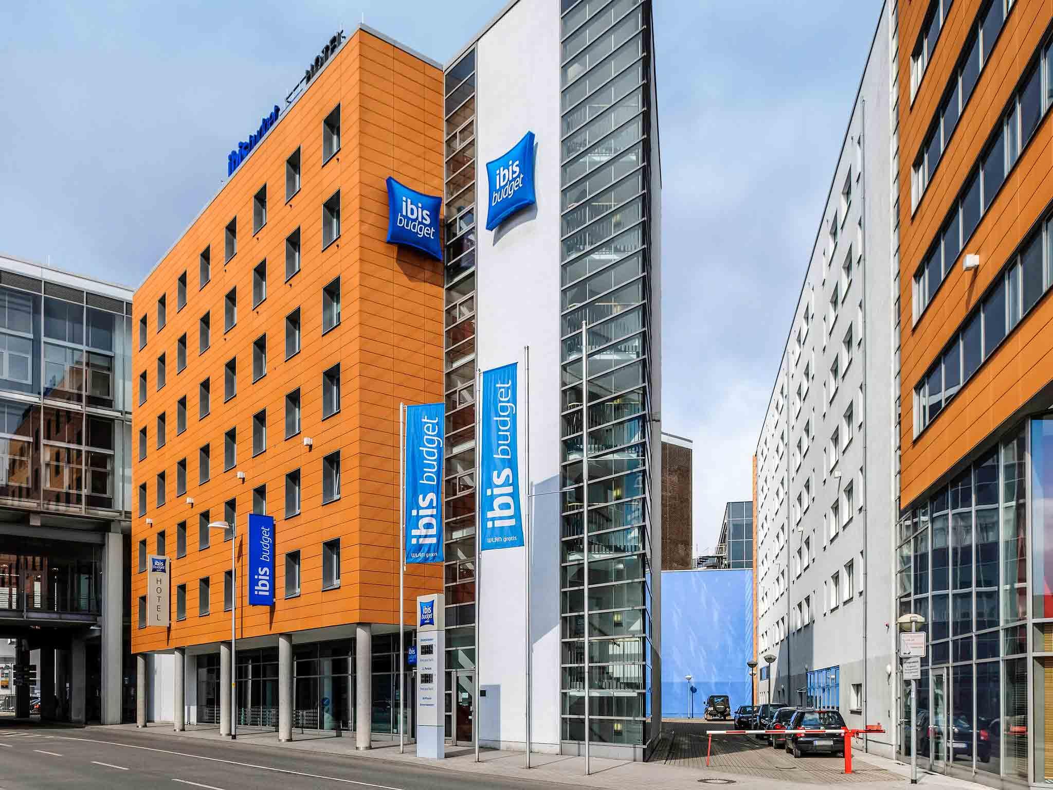 Hotell – ibis budget Hannover Hauptbahnhof