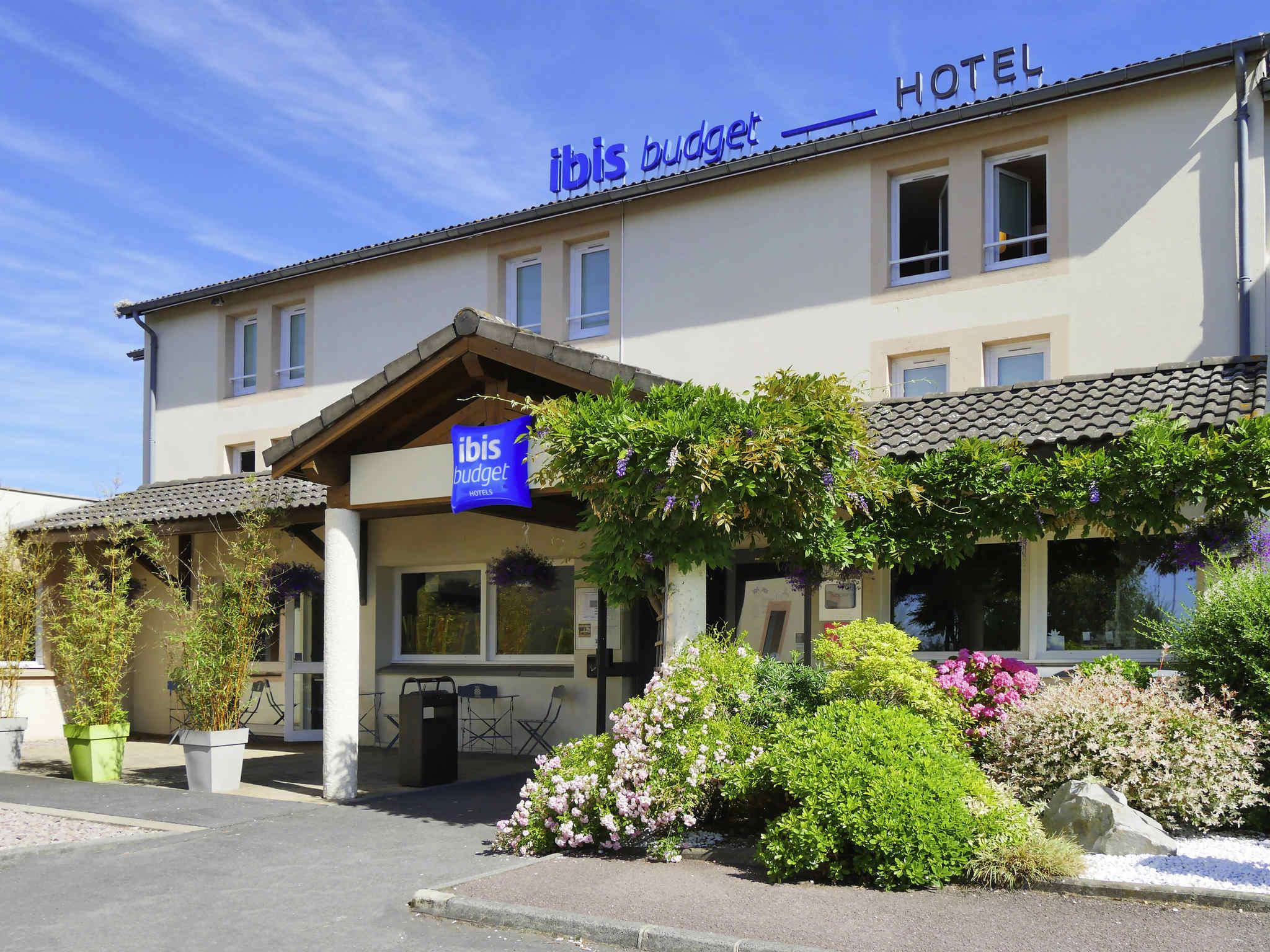 Отель — ibis budget Lisieux