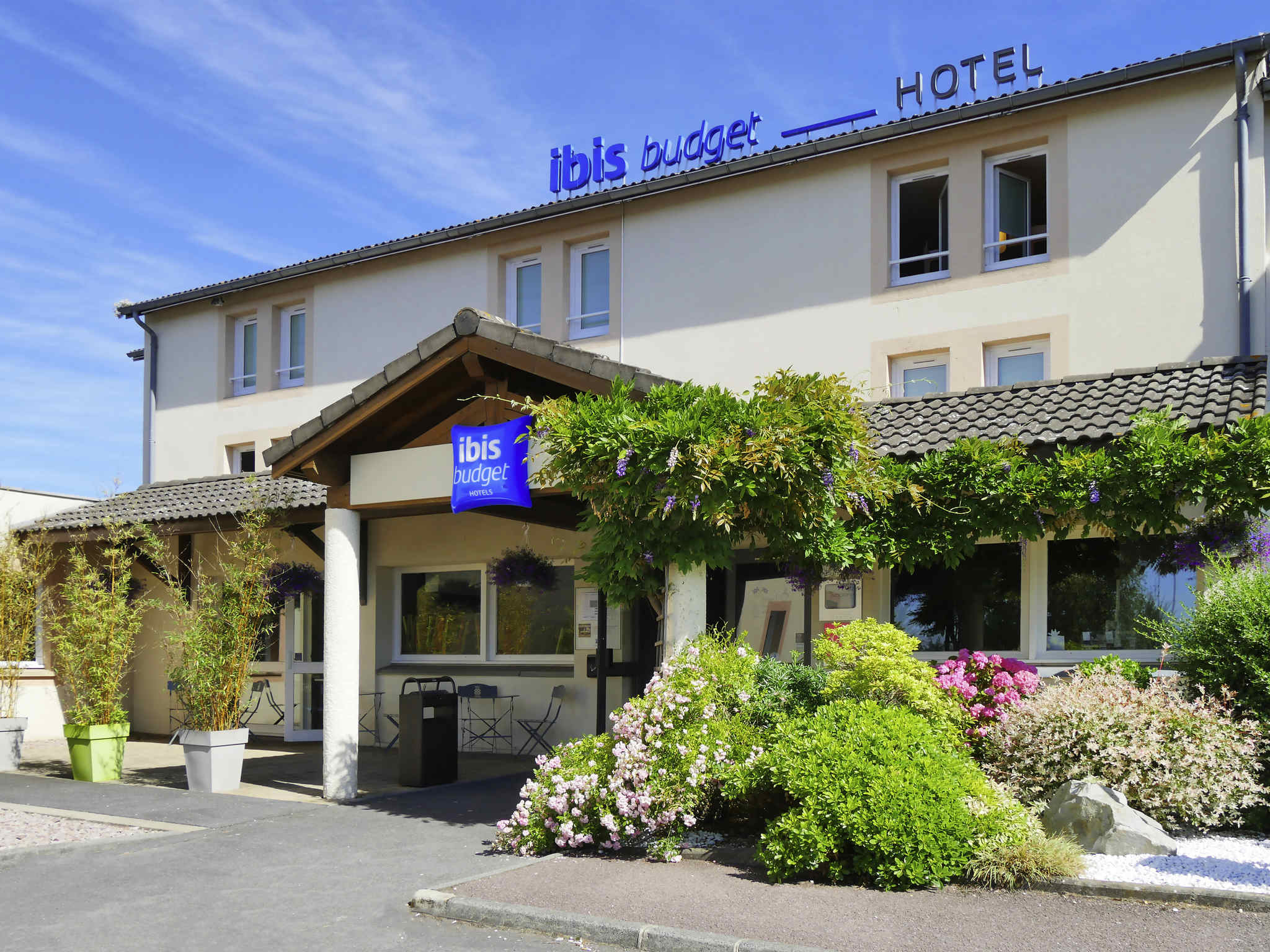 Hotell – ibis budget Lisieux
