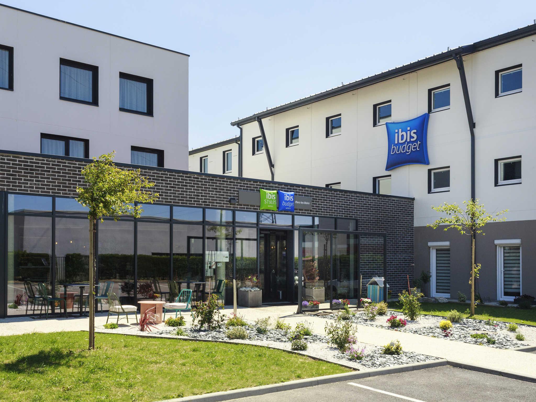 Hotel – ibis budget Le Tréport Mers-les-Bains
