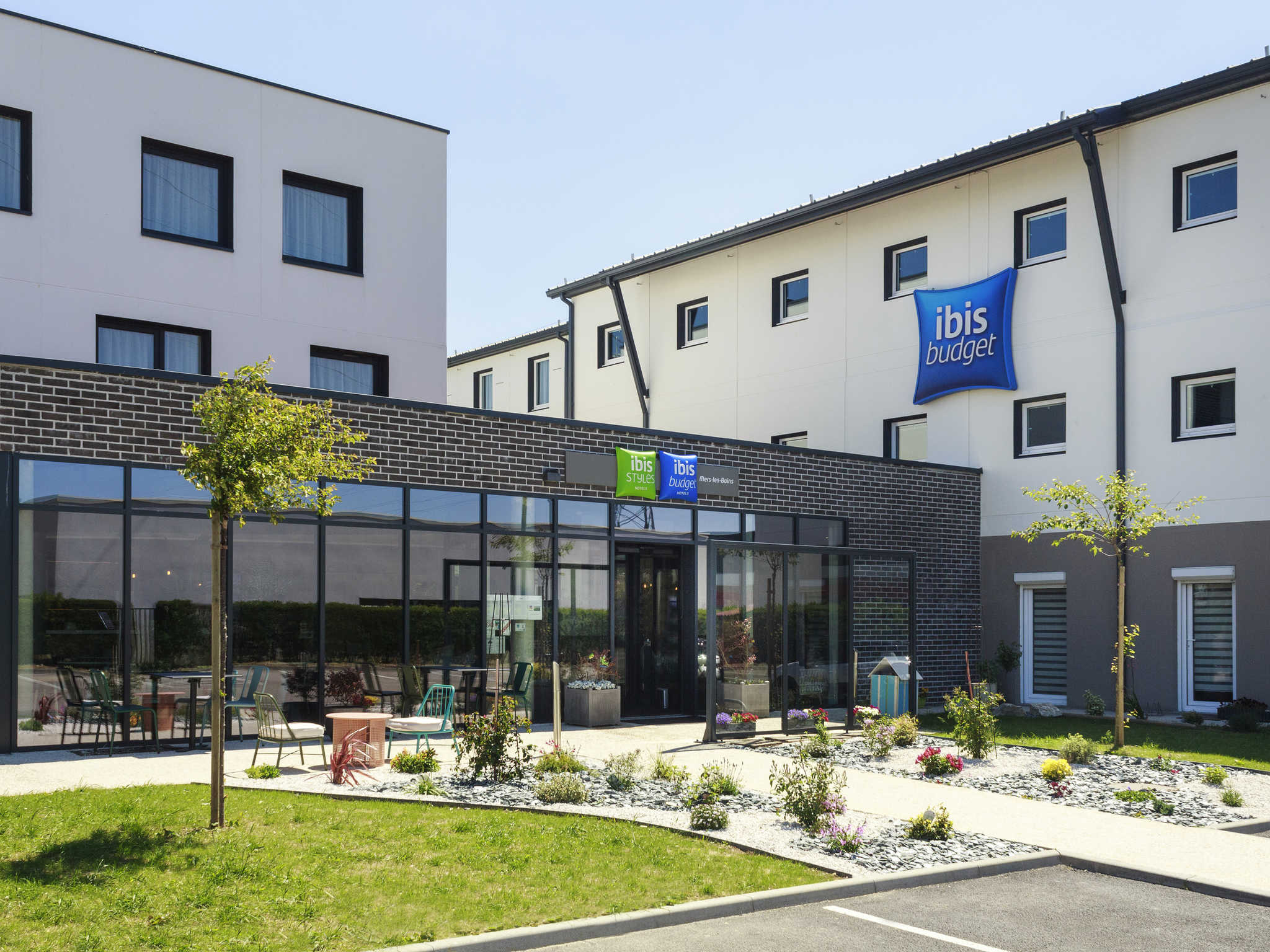 酒店 – ibis budget Le Tréport Mers-les-Bains