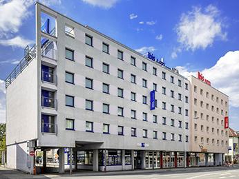 Hotel Darmstadt Ibis
